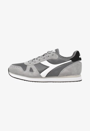 Neutral running shoes - ash steel gray