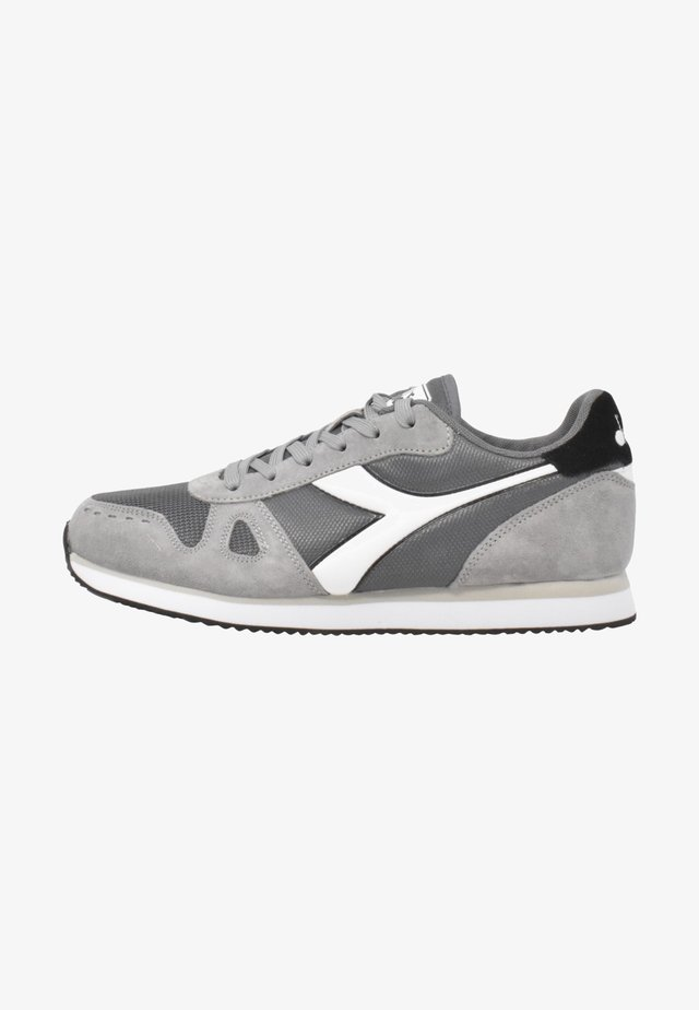 Scarpe running neutre - ash steel gray