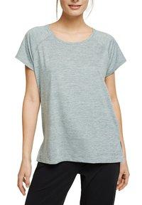 Esprit Sports - MIT E-DRY - Sports shirt - dusty green - 3