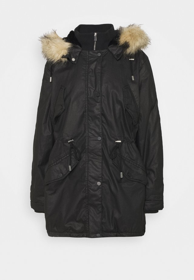 WILLMER - Winter coat - black