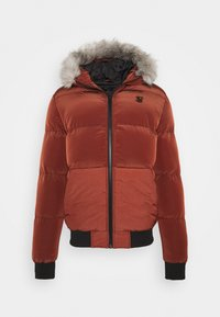 SIKSILK - DISTANCE JACKET - Winterjas - red - 3