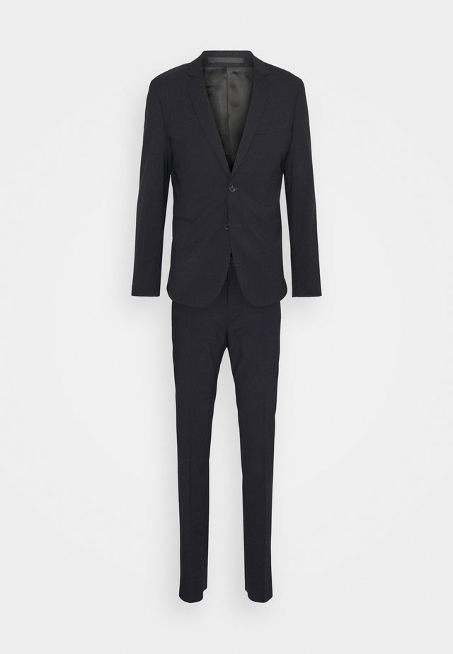 MENS SUIT FULLY LINED - Costume - navy