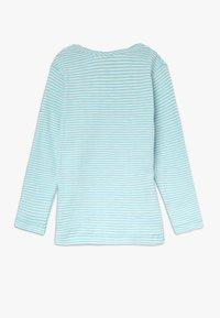 Frugi - MIA POINTELLE - Long sleeved top - topaz blue - 1