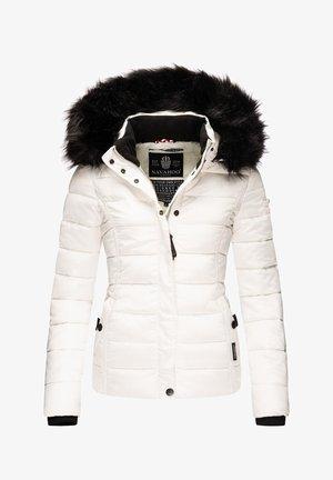 MIAMOR - Winterjas - white