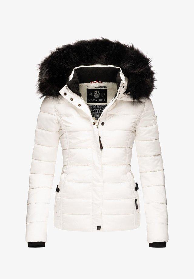 MIAMOR - Winterjacke - white