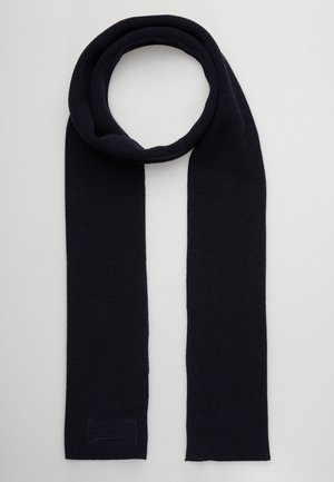 LABEL - Scarf - bright navy grit