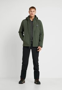 Patagonia - QUANDARY - Giacca outdoor - alder green - 1