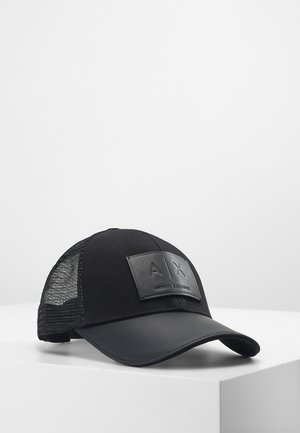 LOGO PATCH  - Cap - nero