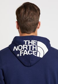 The North Face - DREW PEAK  - Bluza z kapturem - montague blue - 4