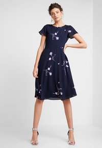 mint&berry - Day dress - dark blue - 0