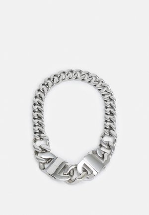 FUSE UNISEX - Necklace - silver-coloured