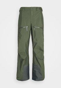 Houdini - PURPOSE PANTS - Pantalon de ski - utopian green - 3