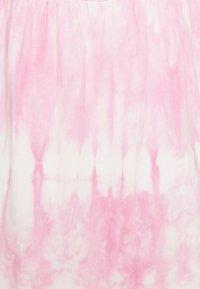 GAP - STRAPPY TIERED MIDI - Jersey dress - pink tie dye - 2