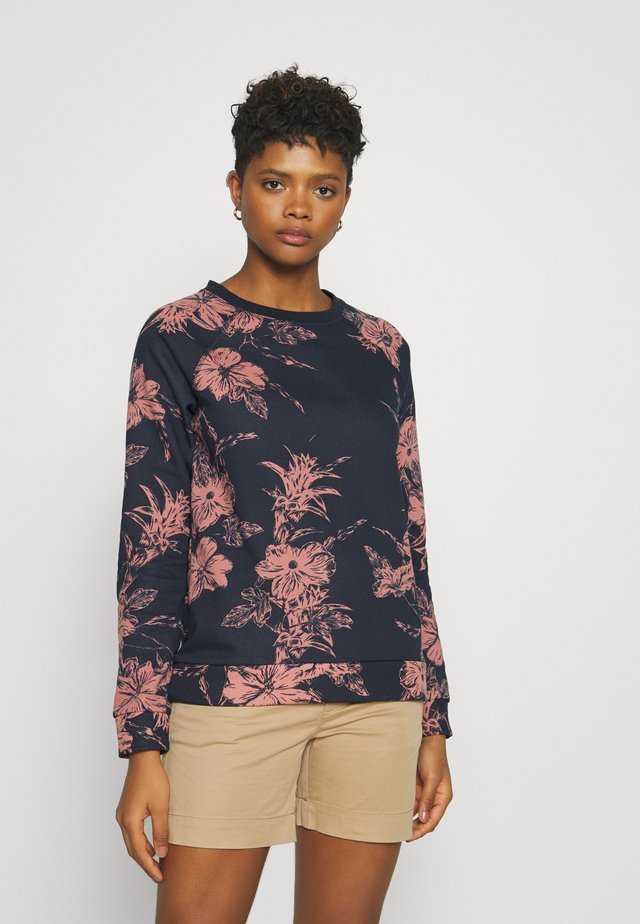 ENCHANTED ISLE - Sweater - mood indigo