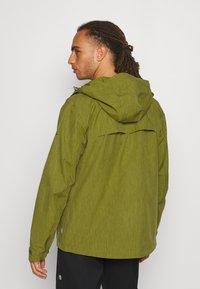 Vaude - ROSEMOOR JACKET - Waterproof jacket - bamboo - 2