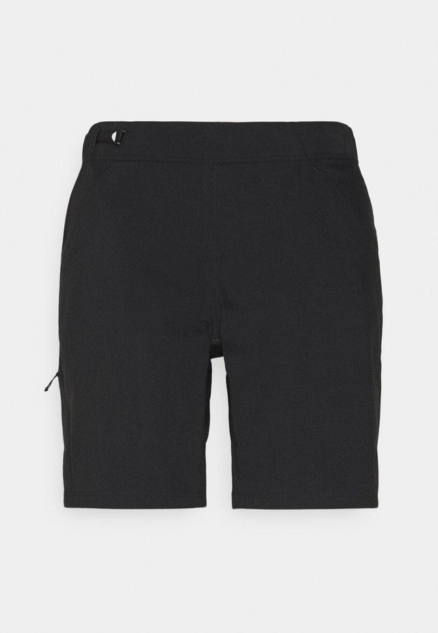 KONSEAL SHORT - Short de sport - black