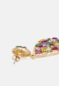Pieces - PCAKILA EARRINGS - Earrings - gold-coloured/multi - 1