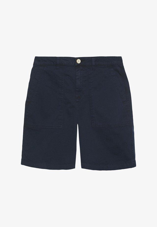CHINOCARGO BERMUDA - Shortsit - real navy blue