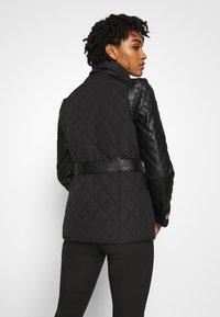 River Island - Light jacket - black - 3