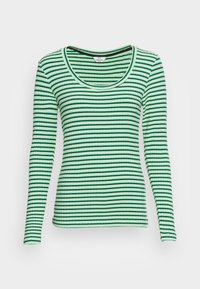 STRIPE TINILLA - Long sleeved top - multi pastel green