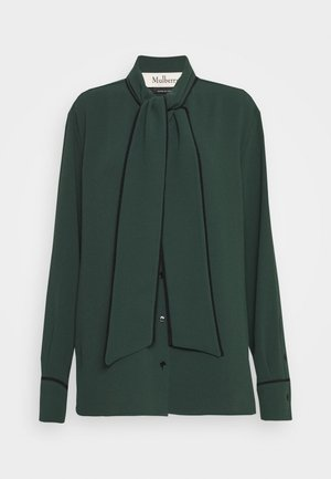 OTTILIE BLOUSE - Camicia - dark green
