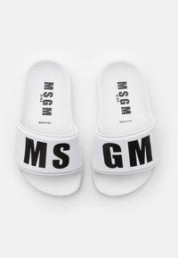 MSGM - UNISEX - Mules - white - 3