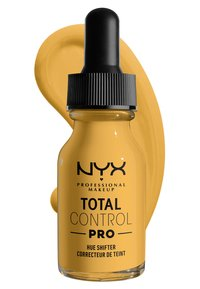 Nyx Professional Makeup - TOTAL CONTROL PRO HUE SHIFTER - Foundation - warm - 2