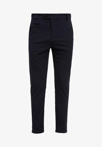 SUIT PANTS COMO - Pantaloni - dark navy