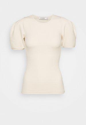 TOP SHELL - Basic T-shirt - sandshell