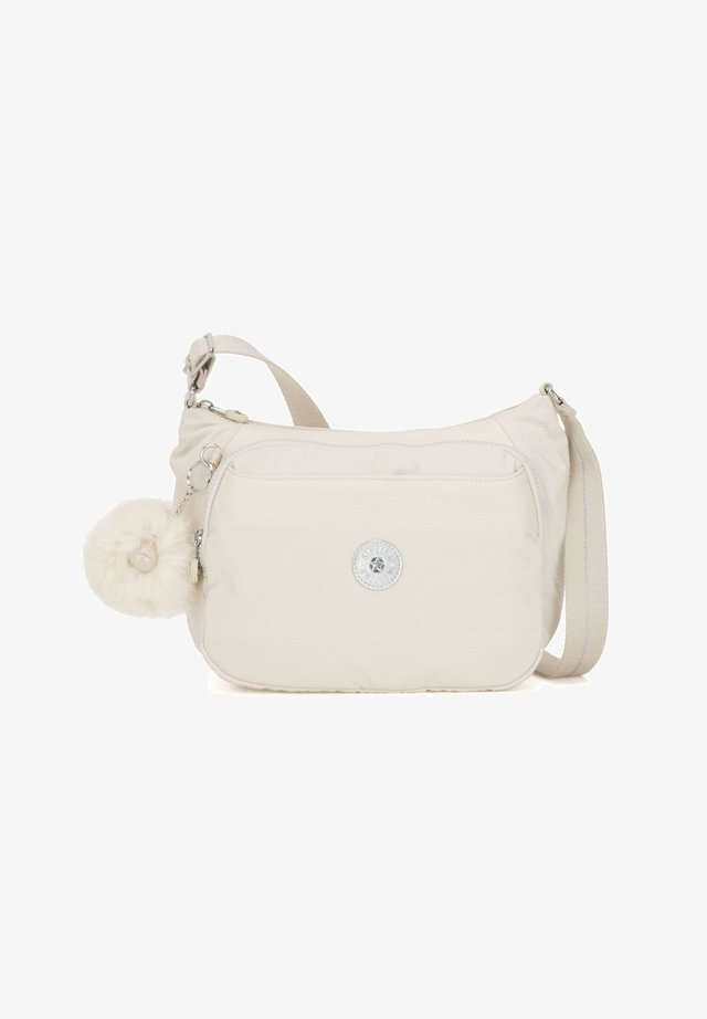 BASIC PLUS - Across body bag - dazz white