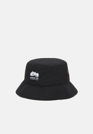 BOONIE CAP UNISEX - Cappello - black/glory purple