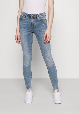 ONLWAUW LIFE - Jeans Skinny Fit - light blue denim