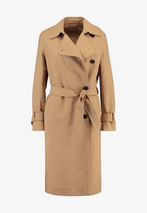 AVITA - Trenchcoats - tawny brown