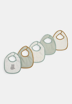 VALUE BIB ABOUT FRIENDS RACOON 5 PACK - Bib - multicoloured