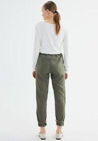 Trendyol - Korte jassen - green - 2