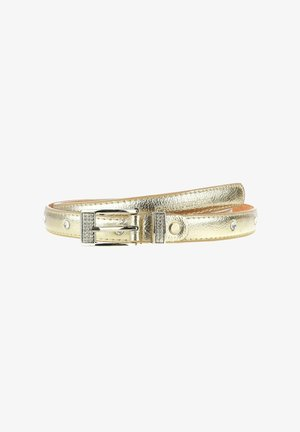 CAMPORE - Belt - gold