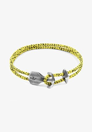 DELTA ANCHOR - Bracelet - yellow