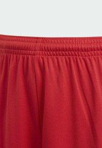 adidas Performance - SQUADRA 21 SHORTS - Pantalón corto de deporte - red - 2