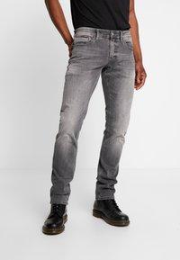 Tommy Jeans - SCANTON - Slim fit -farkut - nostrand grey - 0