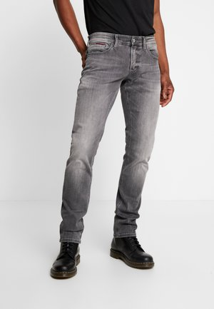 SCANTON - Slim fit -farkut - nostrand grey