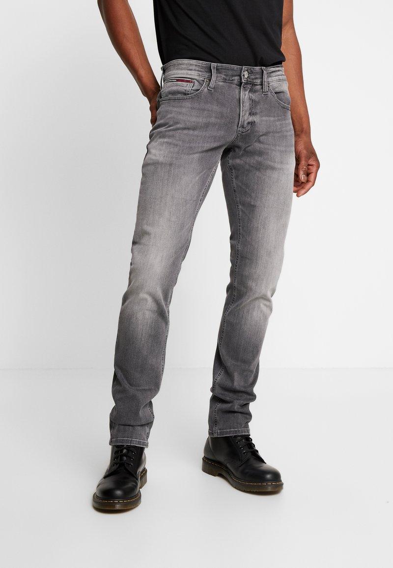 Tommy Jeans - SCANTON - Slim fit -farkut - nostrand grey