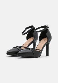 Anna Field - Zapatos altos - black - 2