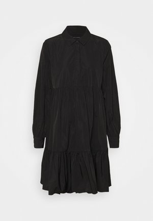 HYACINTH JASLENE DRESS - Shirt dress - black