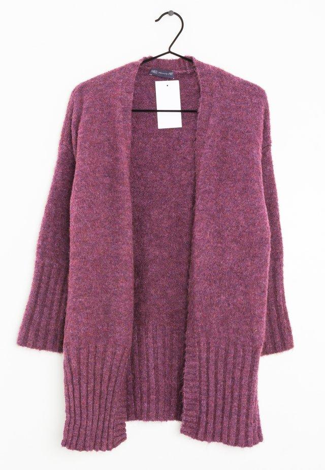 Vest - purple