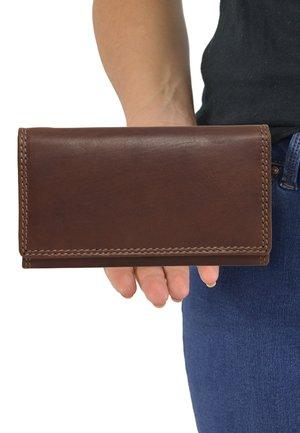 GUSTAVA - Wallet - dark brown
