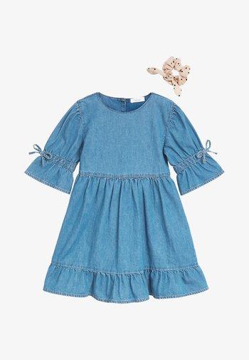 Vestido vaquero - blue denim