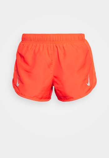 TEMPO RACE SHORT - Sports shorts - bright crimson/silver