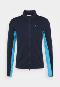 J.LINDEBERG - ALEX  - Zip-up sweatshirt - navy - 0