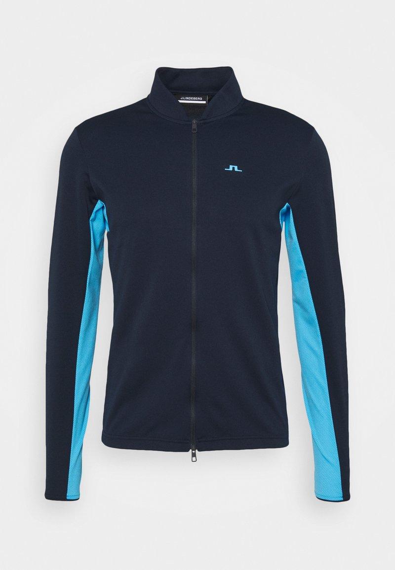J.LINDEBERG - ALEX  - Zip-up sweatshirt - navy