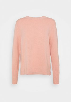 THE BOXY - Jumper - mellow rose